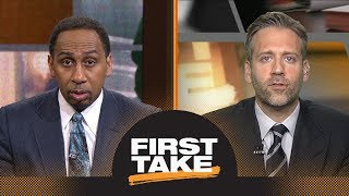 Stephen A. and Max react to 76ers defeating Celtics in Game 4 | First Take | ESPN