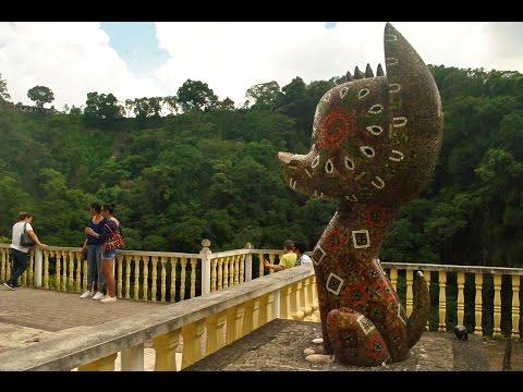 Cascada de Texolo en Xico, Veracruz.