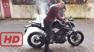 【海外バイク】現行最高の250ccバイク ヤマハMT-25 【高回転エンジン】 2017 thumbnail