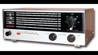 Обзор радиоприемника ИШИМ прием ДВ-СВ диапазоны Ч .1