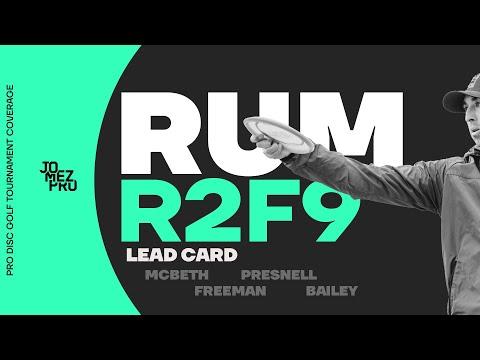 2019 RUM | R2F9 | McBeth, Freeman, Bailey, Presnell