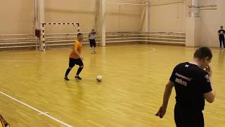 Чемпионат Свердловской области по мини футболу Титан Олимп
