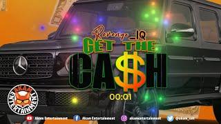 Revenge_iq - Get The Cash [Audio Visualizer]