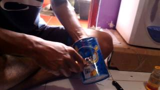 cara membuat antena kaleng