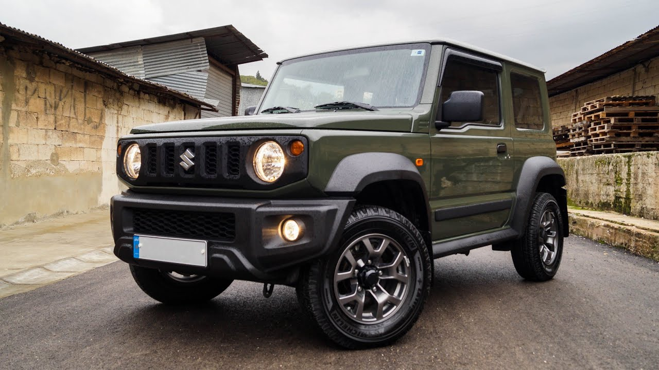 2020 Suzuki Jimny Specs and Review