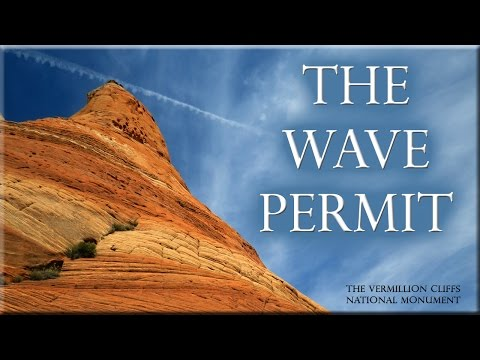 How To Get The Wave Hiking Permit In Kanab, Utah
