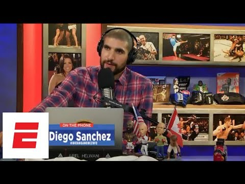 After UFC 228 win, Diego Sanchez interested in Mickey Gall next | Ariel Helwani's MMA Show | ESPN