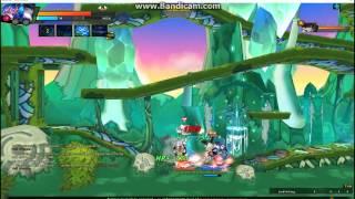 Baixar [NA Elsword] lu and ceil practice when glitch hits
