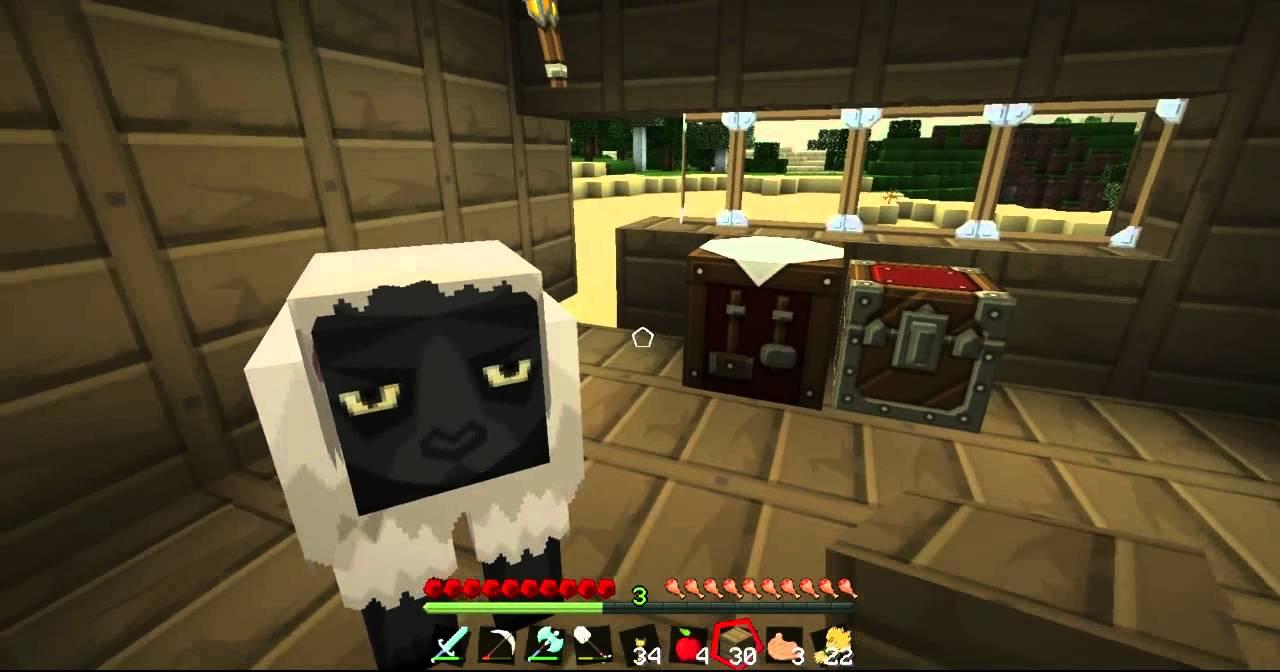 Let S Play Minecraft 38 Tiere Machen Aggressiv Zauntore Auch