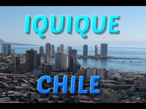 INCREDIBLE IQUIQUE Chile