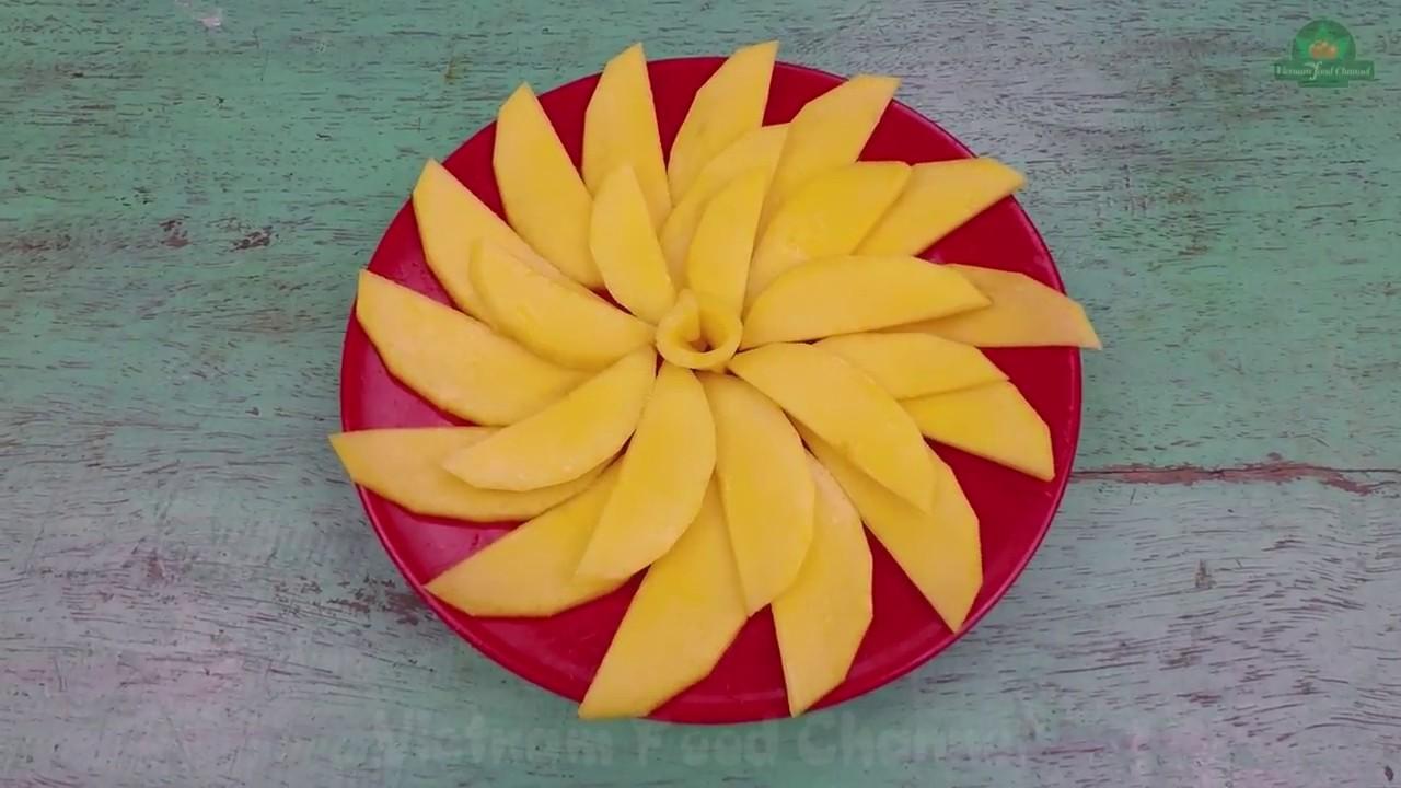 Fruit Decorations Ideas 06 Mango