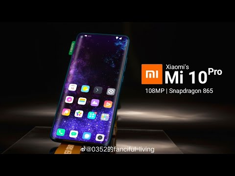 Xiaomi's Mi 10 Pro | First official Look | One more Flagship for India | Mi 10 Pro 🔥🔥
