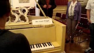 Baixar Bayreuth - loja, museu e fábrica de pianos Steingräber & Sohne
