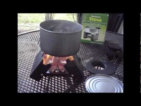 Coghlans- Emergency Stove Review