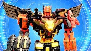Transformers Power of the Primes PREDAKING Combiner Transformer Predator Decepticons