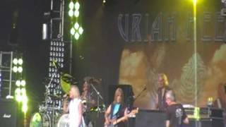 Traveller in Time - Uriah Heep live @ High Voltage Fest 2010
