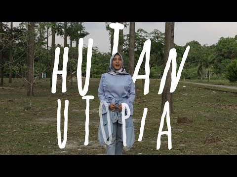 UTOPIA - HUJAN COVER BY NIAUMMIZRY
