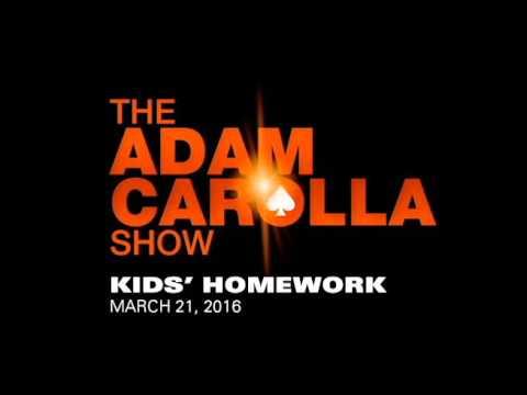 Adam Carolla Podcast Logo