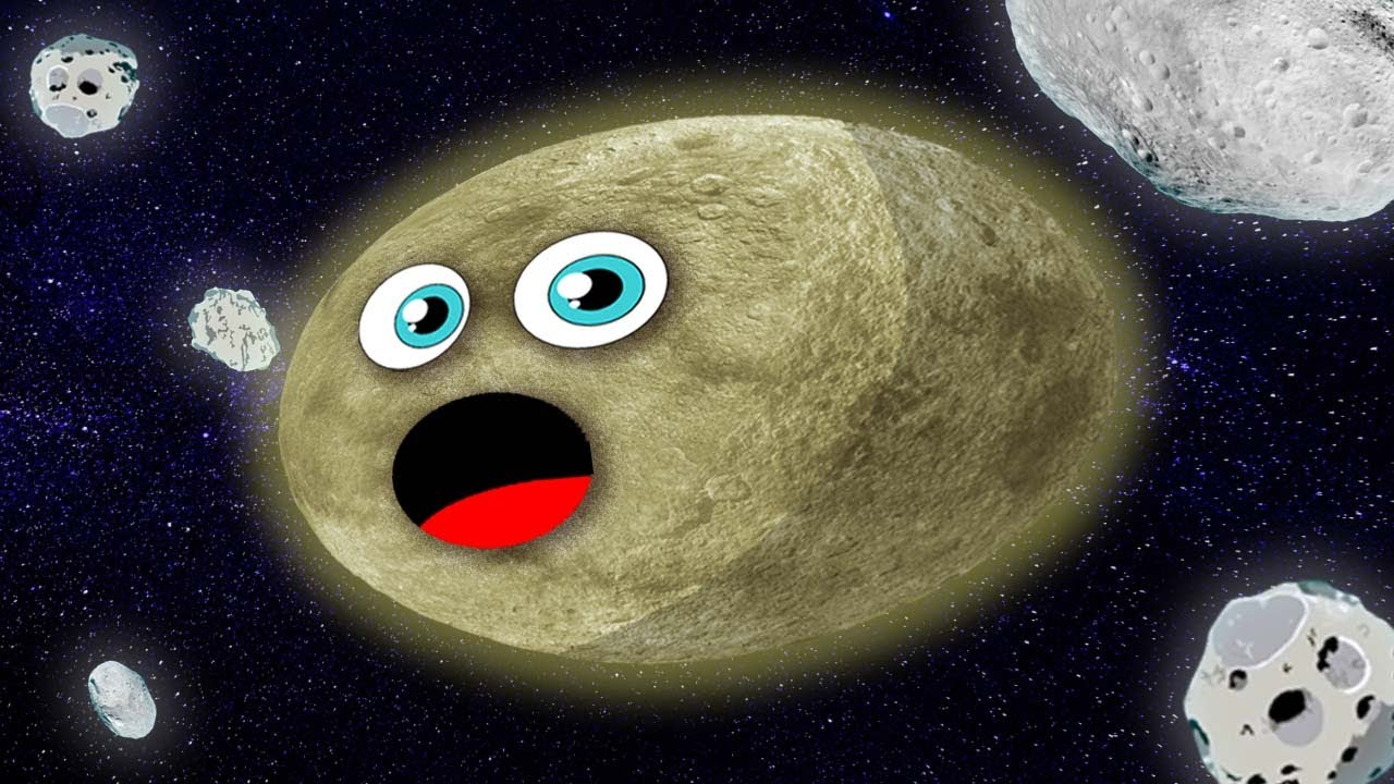 Planet Song 2002 MS4