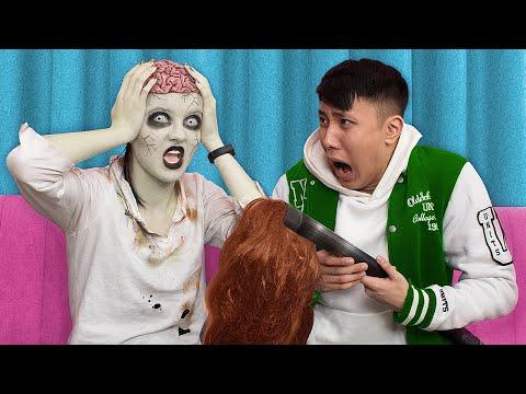 12 смешных пранков для зомби апокалипсиса