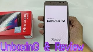 Samsung Galaxy J7 Nxt Unboxing & Review