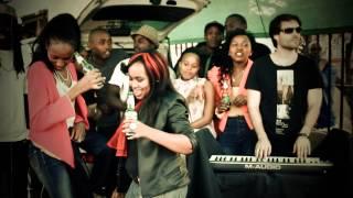 UPZ & BLACK MOTION FEAT THEO LAWSON - Afrika Woman