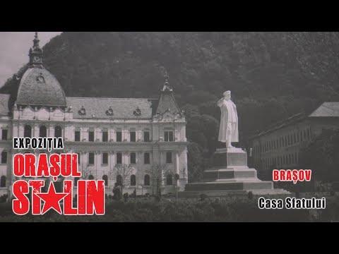 Expozitia 'Orasul Stalin'