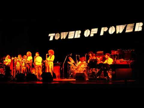Tower Of Power Live Winterland, San Francisco - Dec 31, 1974 (audio Only)