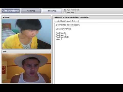 Scarface Turns Gay Chatroulette Experience