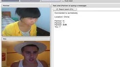 [Scarface Turns Gay] Chatroulette Experience
