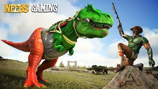 Ark: Survival Evolved - T-Rexican!!!
