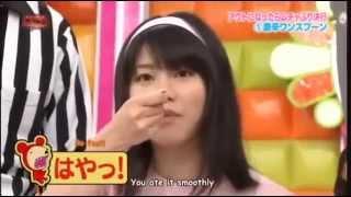 AKB48 Strange cuisine