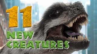 New Dinosaurs & Creatures in Dino Dana