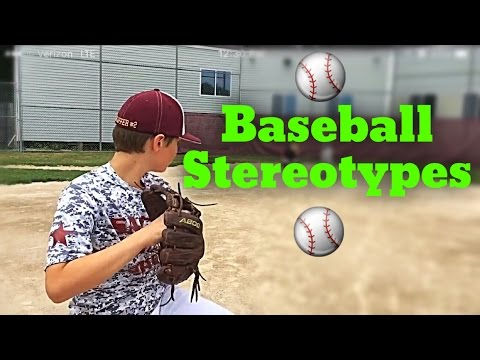 BASEBALL STEREOTYPES | MCC TrickShots ( Inspired By Dude Perfect )