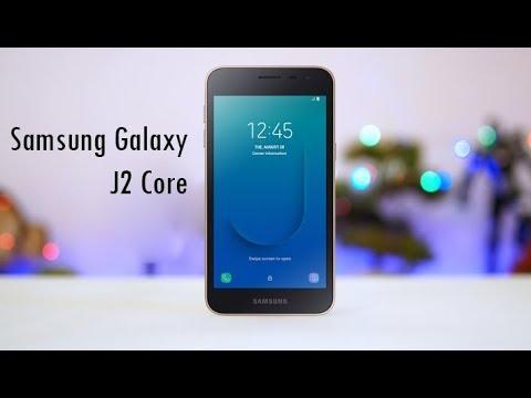 Samsung Galaxy J2 Core - New First Look , Specs 2018