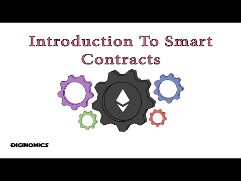 Introduction To Smart Contracts