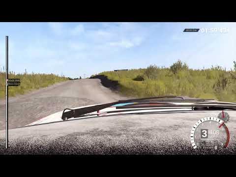 DiRT 4 Pro Tour - Peugeot 205 T16 Evo 2 - Wales - Sweaty Trophy!