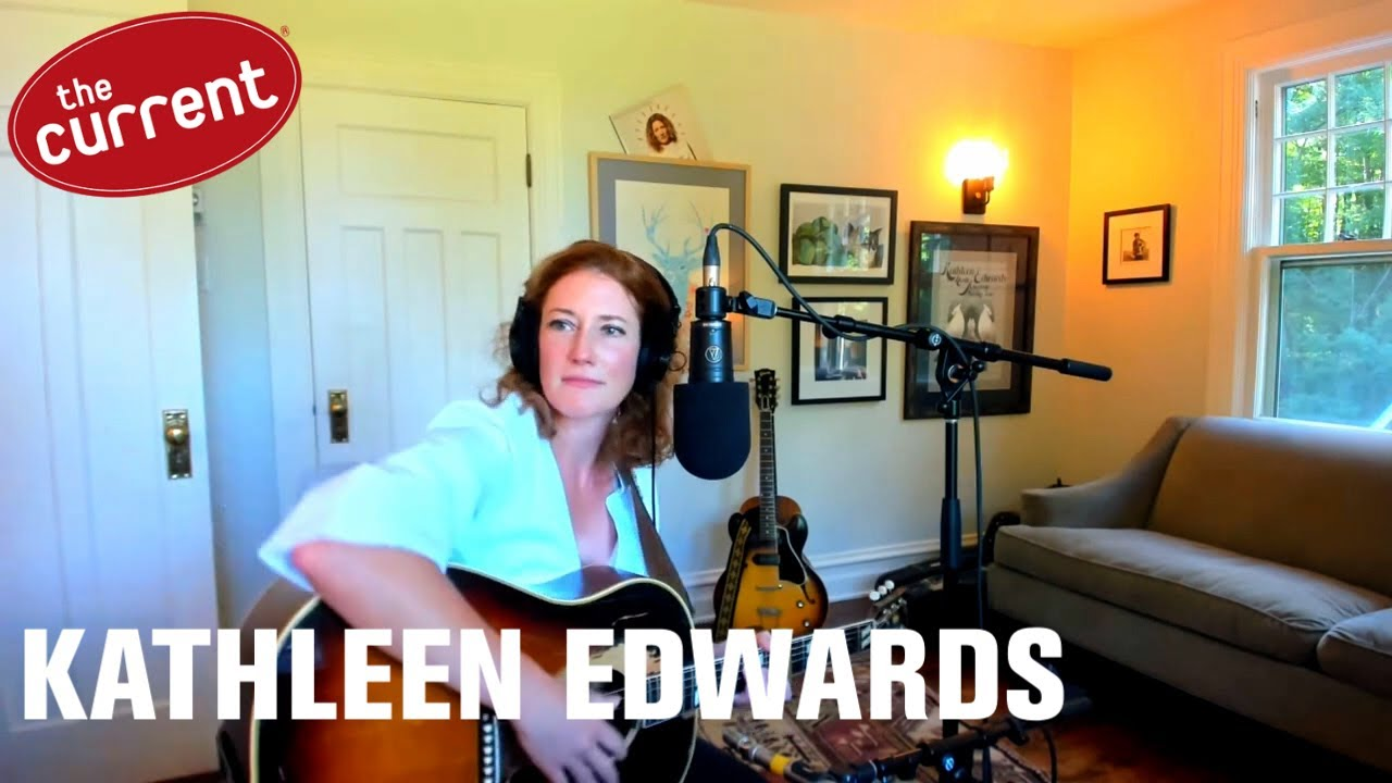 Kathleen Edwards - two songs for The Current (2020)