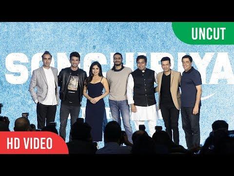 The Rebels Of Sonchiriya Trailer Launch | UNCUT | Sushant, Bhumi, Manoj, Ranvir Mp3