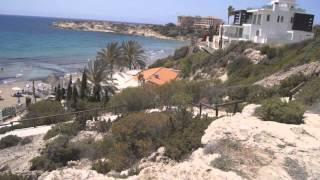 Отчёт о поездке на Кипр, г.Пафос апрель 2014 солнце, море и отличная компания
