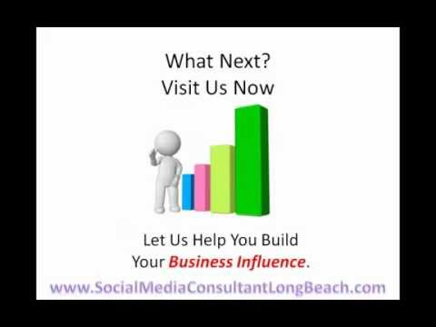Social Media Consultant Long Beach - Social Media Marketing With Facebook For Your Business