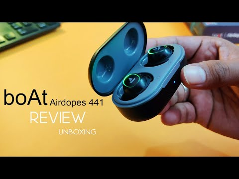 BoAt Airdopes 441 True Wireless Earbuds | Unboxing | Best Earbuds Under 2000🔥🔥