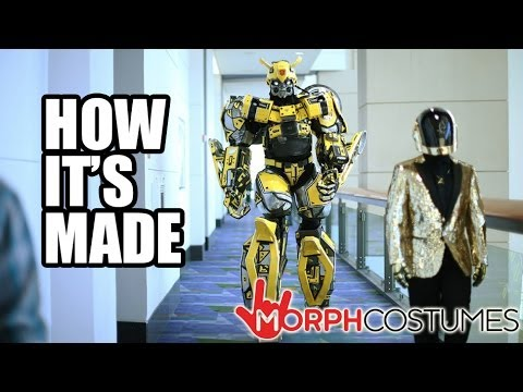 EPIC Costume Design- Morph Labs with Tom DePetrillo
