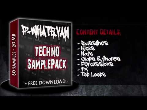 Techno Pro SamplePack (Free Download)