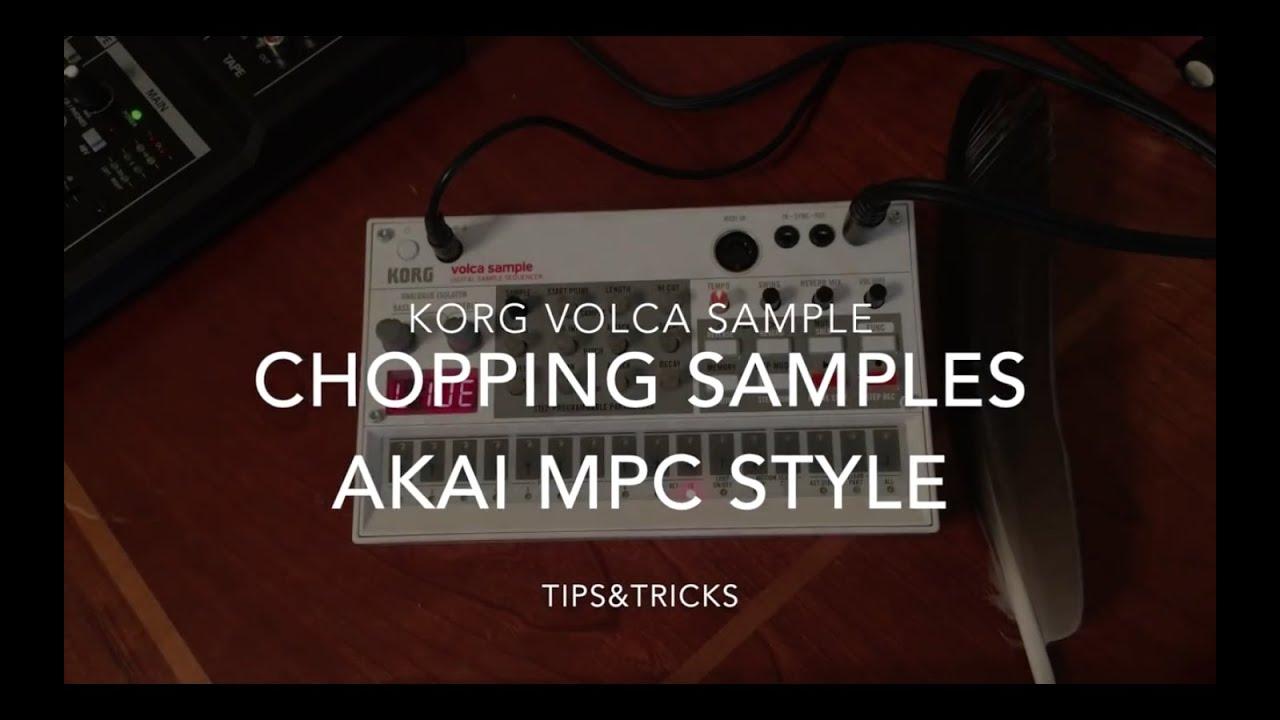 Akai MPC Forums - The Korg Volca Sample Thread : Other