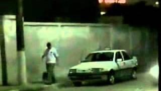 كاميرا خفية عند المقبرة - رعب