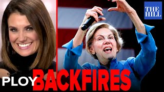 Krystal Ball: The polls are in, Warren's ploy backfires spectacularly