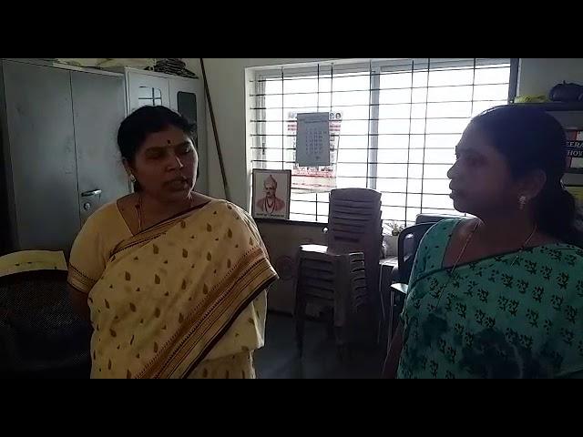 कर्नाटक के बीदर जिला में पंचायत अध्यक्ष के आचानक दौरे से आधिकारियों में मचा हडकंप(2)
