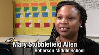 Mary Allen - Roberson Middle School