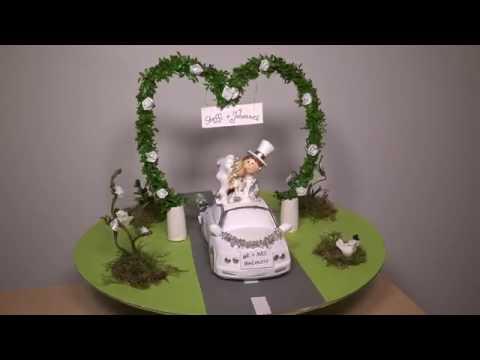Auto Hochzeit Geschenk gedreht YouTube